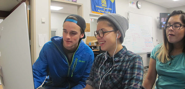 Mentee's broadcast staff discovers asking good questions is only the first step