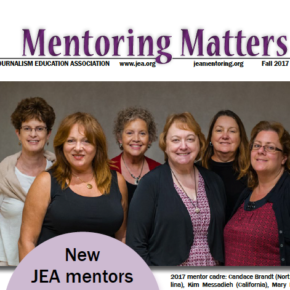 Fall issue of Mentoring Matters Newsletter